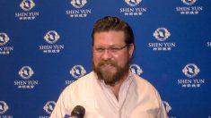 Director de Finanzas ve amor, paz y tolerancia en Shen Yun