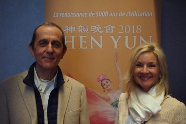 Shen Yun es 'Contemplación espiritual', dice editor