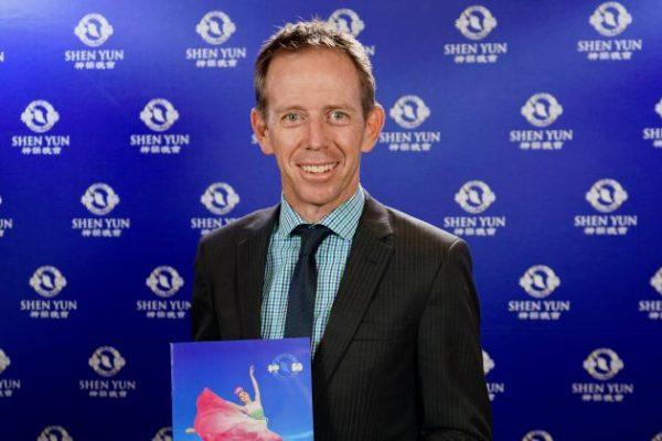 Ministro de Canberra dice que Shen Yun es un despliegue maravilloso de cultura