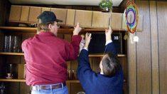 Pintura de Norman Rockwell valuada en 5 millones de dólares estaba en el rincón secreto de una casa