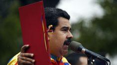 """Maduro exige a los trabajadores un compromiso """"por escrito"""" para votar por él"""
