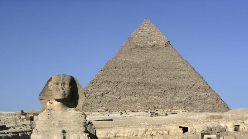 Puede haber un trono de hierro «extraterrestre» en la Gran Pirámide de Keops, dicen científicos
