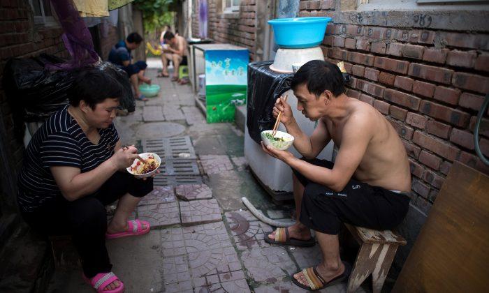 El régimen chino delega a las empresas la tarea de reducir la pobreza