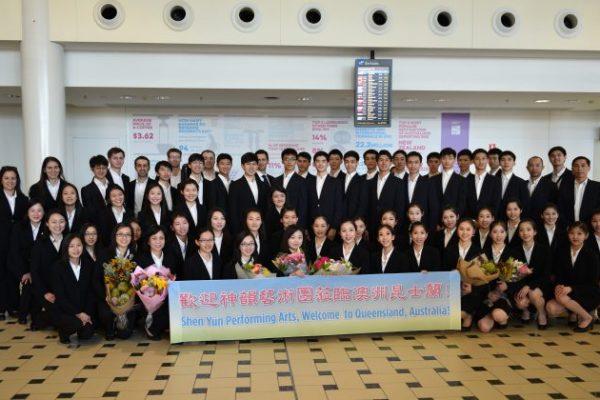Shen Yun llega a Australia