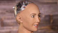 Sofía, la robot que quería destruir la humanidad, colapsó ante pregunta del Foro en DAVOS