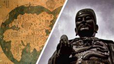 Los chinos podrían haberse adelantado 70 años al famoso viaje de Colón a América