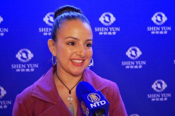 'El mundo necesita más de Shen Yun', dice coreógrafa