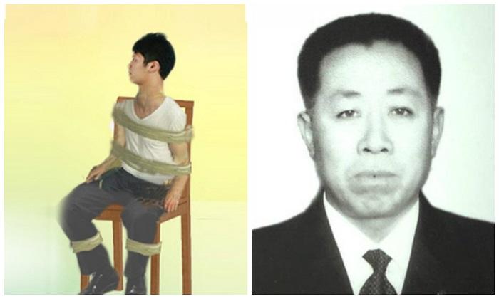 Un padre torturado en una cárcel china muere poco tiempo después de ser liberado, la familia queda devastada
