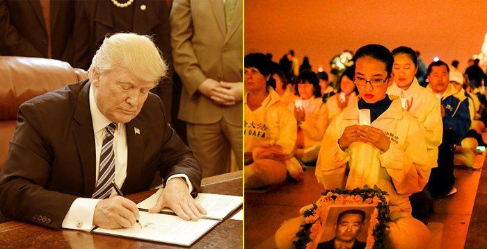Lista de violadores a DDHH que compila EEUU incluiría funcionarios chinos que persiguieron a Falun Gong