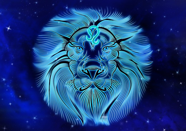 Leo. Signo del zodíaco