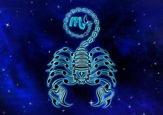 Escorpio. Signo del zodíaco