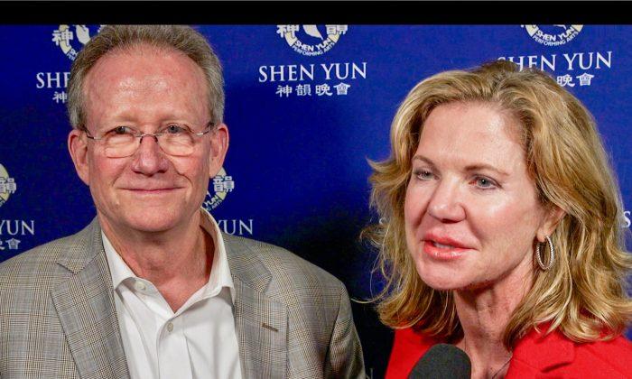 Vicepresidenta senior:  Shen Yun, 'Una ventana que expande mis horizontes sobre la cultura china'