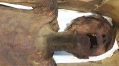 """Se resuelve el misterio en torno a la momia egipcia """"que grita"""