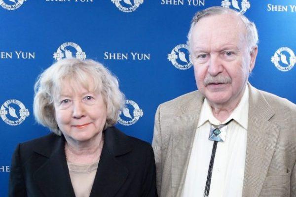 Distinguido académico de egiptología encuentra a Shen Yun maravilloso, cultural, educativo