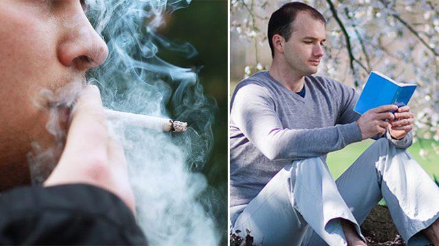 ¿Eres adicto al tabaco? 5 personas lo dejaron asombrosamente rápido ¡después de leer este libro!
