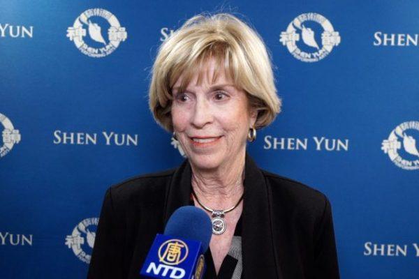 Concejal: Shen Yun, una 'imagen completa de China'