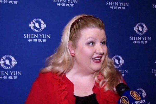 Maestra de danza: Shen Yun, 'Esto es como el cielo, absolutamente hermoso'