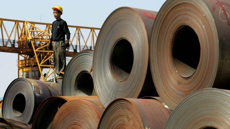 El Departamento de Comercio de Estados Unidos informó que descubrió dumping y subvención de las precedentes importaciones de aluminio de la República Popular de China, por lo que anunció compensaciones. (Imagen de archivo de El Economista)