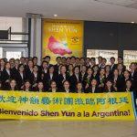 Shen Yun ya está en Argentina: fans y artistas felices por el reencuentro