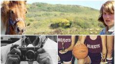 10 súper famosos en fotos: cuando sólo eran conocidos en sus casas