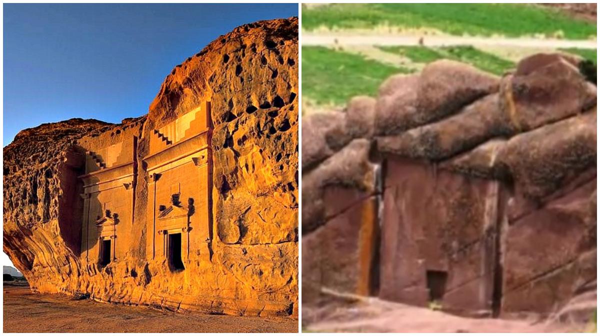 Conoce los enigmáticos portales antiguos con 'gran similitud' pero muy distantes: en Perú y en Arabia