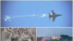Máxima tensión en las alturas del Golán: Israel derriba un 'drone' iraní lanzado desde Siria