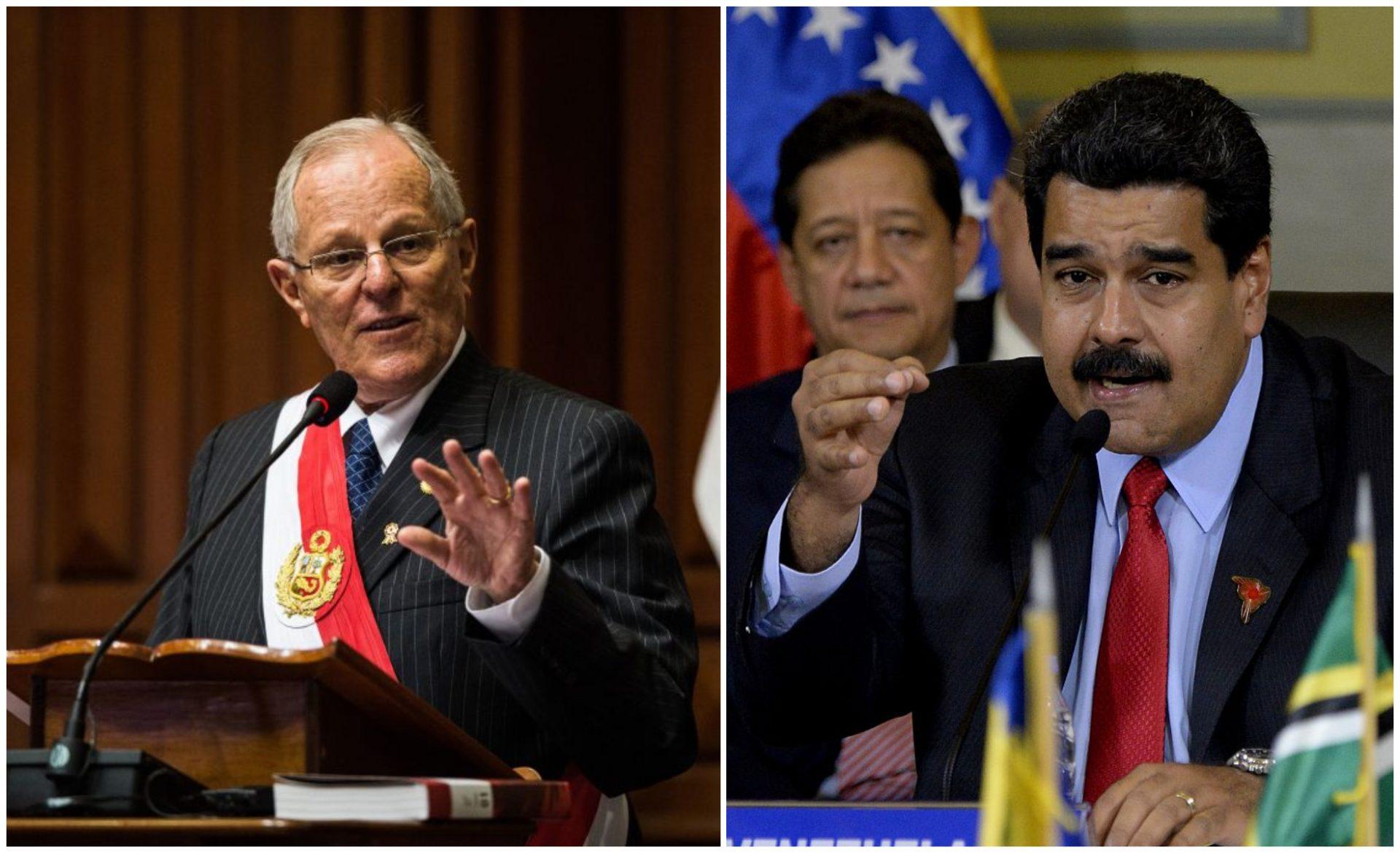 Estados Unidos apoyó la decisión de Perú de retirar invitación a Maduro en la Cumbre de las Américas