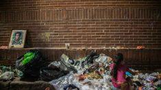 Pobreza extrema en Venezuela llega al record de 61,2% en 2017 impulsada por la hiperinflación