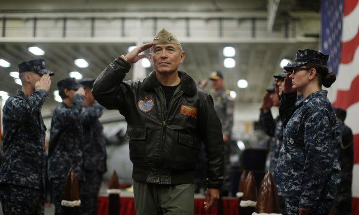 El almirante que cuestionó fuertemente la agresividad del régimen chino fue elegido por Trump para ser embajador en Australia