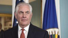 Tillerson: EE.UU. abierto a conversaciones con Corea del Norte