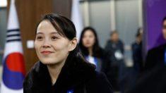 Hermana de Kim Jong Un se burla públicamente del comentario del asesor de seguridad nacional