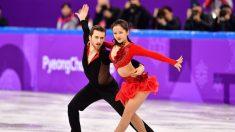 El dúo coreano de patinaje artístico sorprende al público olímpico bailando al ritmo de 'Despacito'