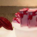 Lanzan un chocolate naturalmente rosa por el 'Día de San Valentín'