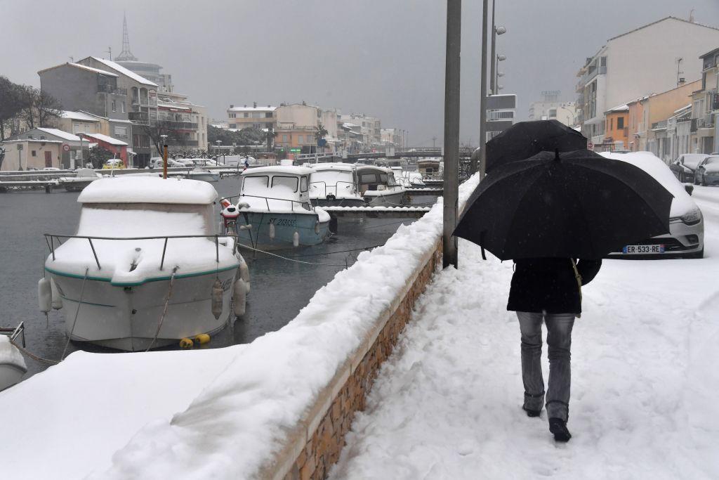 Ola de frío en Europa deja 24 muertos