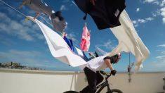 Ciclista hace impactante ruta para explorar esta ciudad española. Conócela tú también en este video