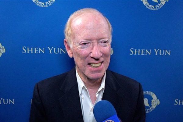 Shen Yun es una 'aventura multisensorial', dice músico