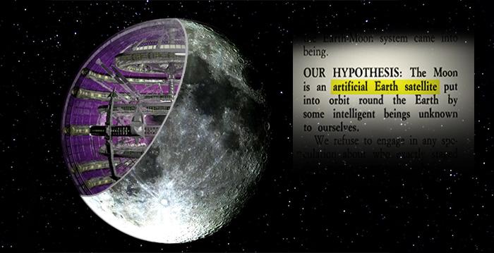 Investigadores: la Luna es