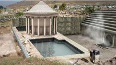 Explican el misterio de vida y muerte de la Puerta del Infierno en Heriapolis, Turquía