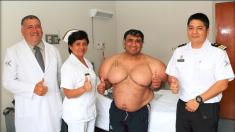 Esta es la historia de Alejandro Ramos el buzo artesanal peruano que se deformó con nitrógeno