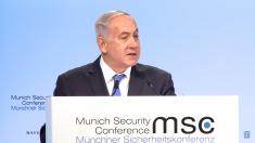 """Israel podría actuar contra el """"Imperio"""" de Irán si es necesario, advierte Netanyahu"""
