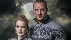 Critican equipo olímpico noruego por aparentes símbolos nazis en su vestimenta