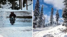 Maravillosos paisajes invernales: mira estas imágenes con la majestuosidad de la naturaleza