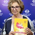 """""""Es un milagro verlos"""" dice la actriz Norma Aleandro sobre Shen Yun"""