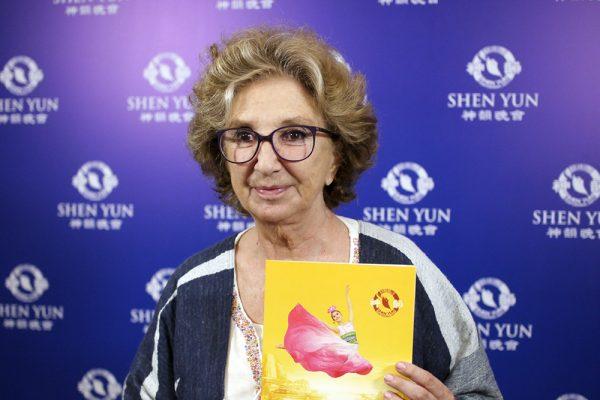 """Argentina: """"Shen Yun đã trao cho chúng tôi tất cả"""".2"""