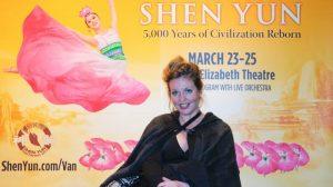 Presidente de compañía encuentra a Shen Yun único y deslumbrante