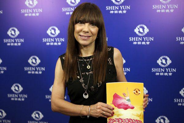 """Shen Yun tiene """"una solista maravillosa"""", destacó gerente de una compañía"""