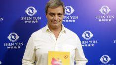 """No esperaba algo tan maravilloso"", dice sobre Shen Yun representante de la Cámara Argentina de Comercio"