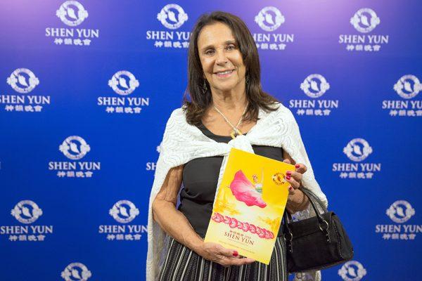 """""""Armonía interior y armonía con el mundo"""", dice ex jueza Gladys Stella Alvarez"""