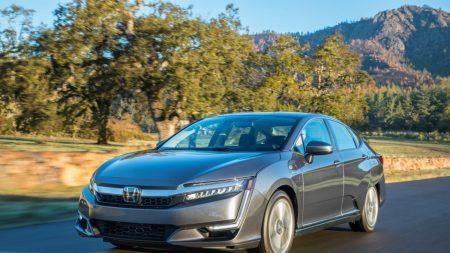 Honda revive al Clarity