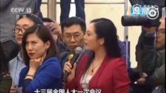 El incidente de los ojos en blanco de la reportera china revela un secreto más oscuro
